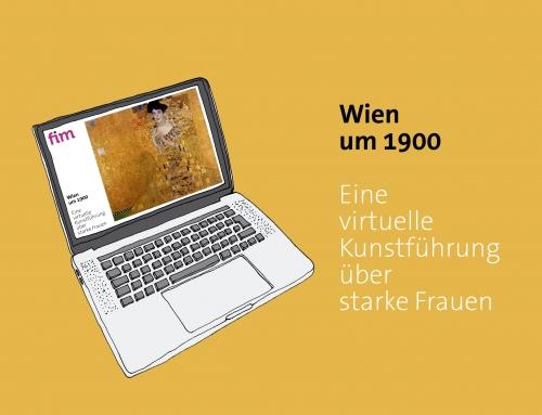 Wien um 1900: Eine virtuelle Kunstführung über starke Frauen
