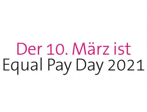 Gleiche Bezahlung der Arbeitsleistung von Frauen und Männern keine Realität!