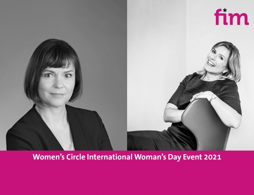 Partnerschaft am Weltfrauentag: fim-Frauen setzen Impulse für den Women's Circle der CHG-Meridian AG